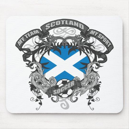 Soccer Scotland Mouse Pad