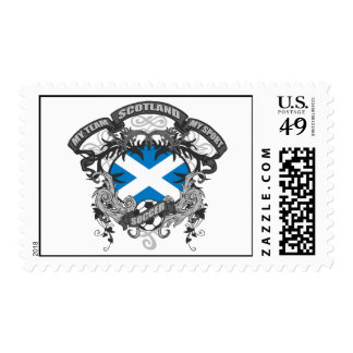 Soccer Scotland Postage