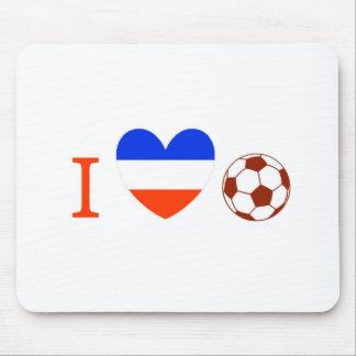 Soccer Season Mouse Pad