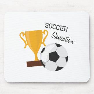 Soccer Sensation Mousepads