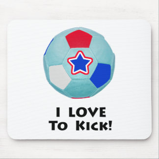 Soccer Shirts & Gifts Mouse Pad