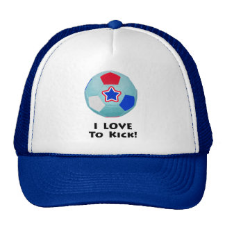 Soccer Shirts & Gifts Trucker Hat