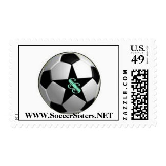 Soccer Sisters Stamps