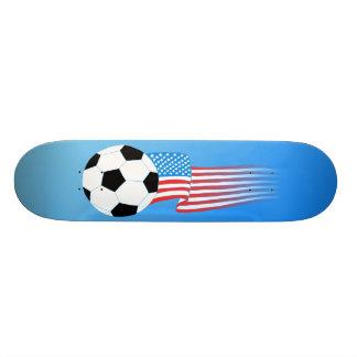 Soccer Skate Deck