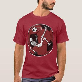 Soccer Skeleton T-Shirt