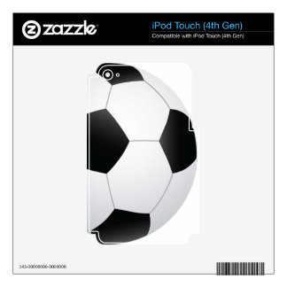 soccer skins for iPod touch 4G