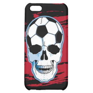 Soccer Skull iPhone 5C Cases