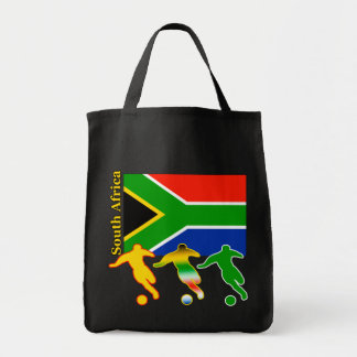Soccer South Africa Dark Bag