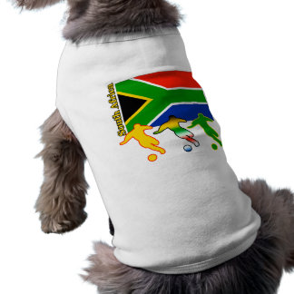 Soccer South Africa Pet Tee