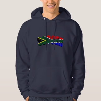 Soccer South Africa flag Soccer fans gifts Hoodie