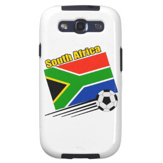 Soccer South Africa Galaxy S3 Case