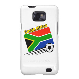 Soccer South Africa Galaxy SII Covers