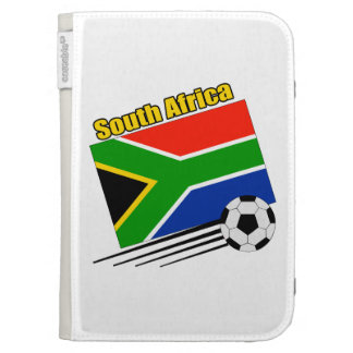 Soccer South Africa Kindle 3 Cases
