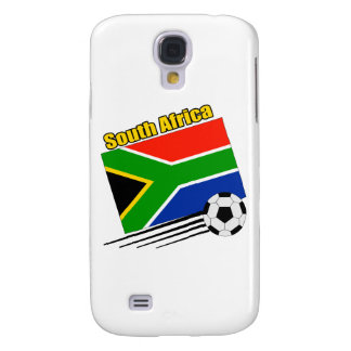 Soccer South Africa Samsung Galaxy S4 Cases