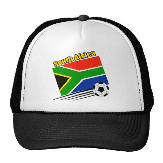 Soccer South Africa Trucker Hat