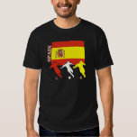Soccer Spain Dark T-shirt