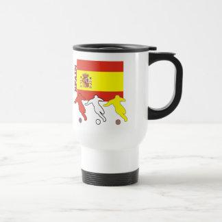 Soccer Spain Mug