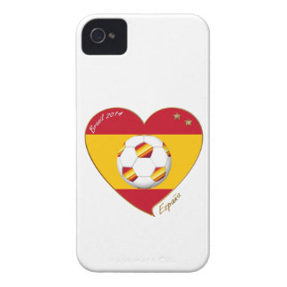"SOCCER ""SPAIN"" Spain Spanish Football Soccer Team iPhone 4 Cover"