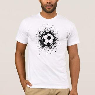 soccer splat. T-Shirt