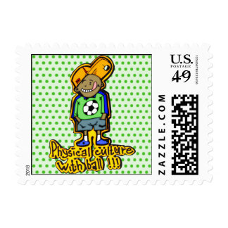 Soccer Sports Culture Postage