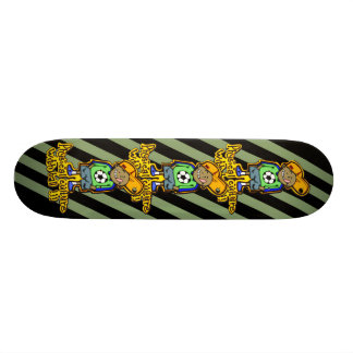 Soccer Sports Culture Skateboard Deck