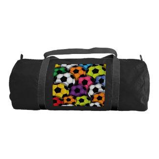 Soccer Sports Duffle Bag - SRF Gym Duffel Bag