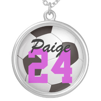 Soccer Sports Necklace