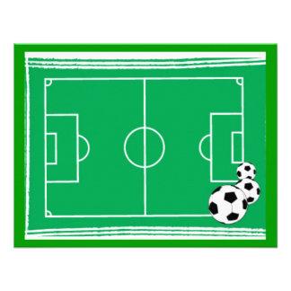 soccer-stadium personalized invite