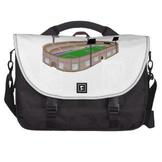 Soccer Stadium Computer Bag
