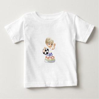 Soccer Star Baby T-Shirt