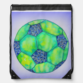 Soccer Star Cinch Bag
