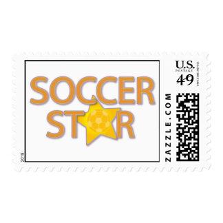 Soccer Star Postage