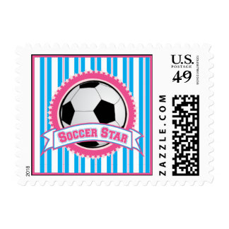 Soccer Star Stamps