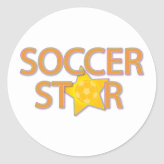 Soccer Star Stickers