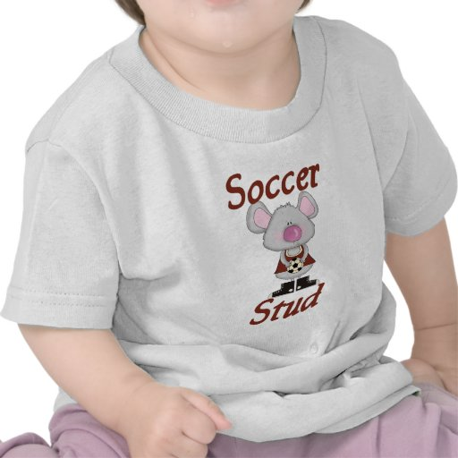 Soccer Stud Tshirts and Gifts