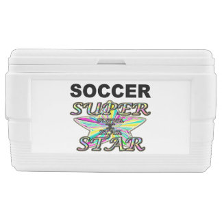 Soccer Superstar Chest Cooler