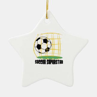 Soccer Superstar Ornament