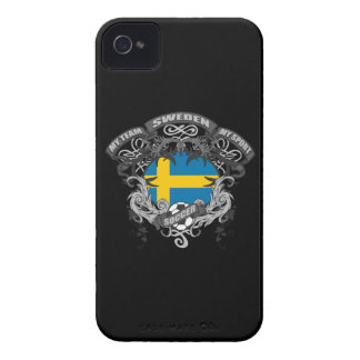 Soccer Sweden iPhone 4 Covers