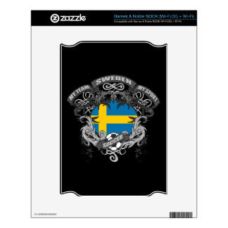Soccer Sweden NOOK Skin