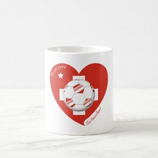 Soccer Switzerland SWITZERLAND National Soccer Tea Coffee Mug
