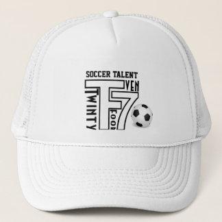 Soccer Talent - Twinty Foor 7ven Trucker Hat