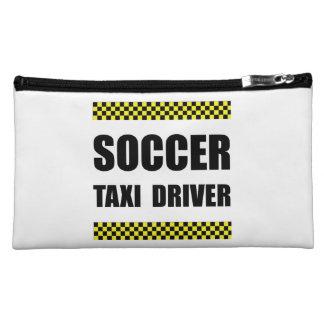 Soccer Taxi Driver Makeup Bag