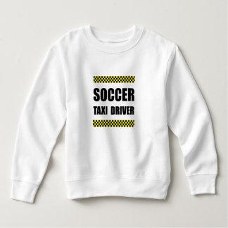 Soccer Taxi Driver Sweatshirt