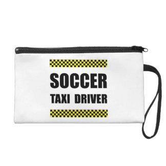 Soccer Taxi Driver Wristlet