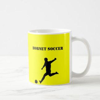 Soccer team coffee mug