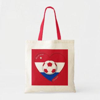 Soccer Team CROATIA Fútbol de Croacia 2014 Bolsa De Mano