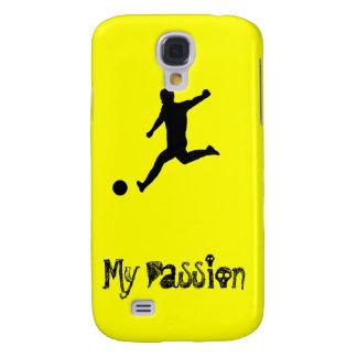 Soccer team galaxy s4 cases