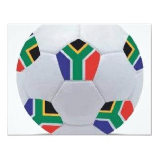 Soccer Team Gear Card