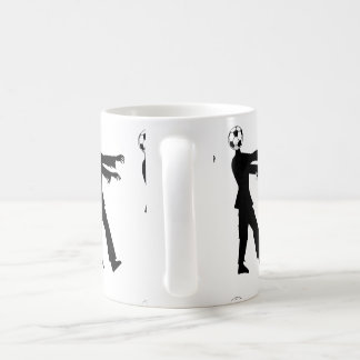 Soccer, the joy of the people! coffee mug