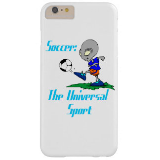 Soccer: The Universal Sport iPhone 6 Plus Case